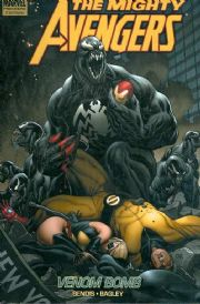 Mighty Avengers Premiere Hardcover HC Volume 2 Venom Bomb Graphic Novel